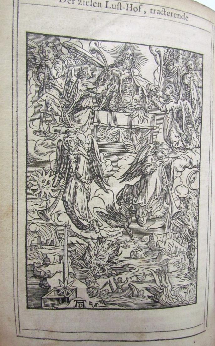 1629 Antique Illustrated Dutch Book 200 Albrecht Durer - 6
