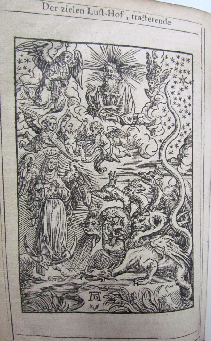 1629 Antique Illustrated Dutch Book 200 Albrecht Durer - 7