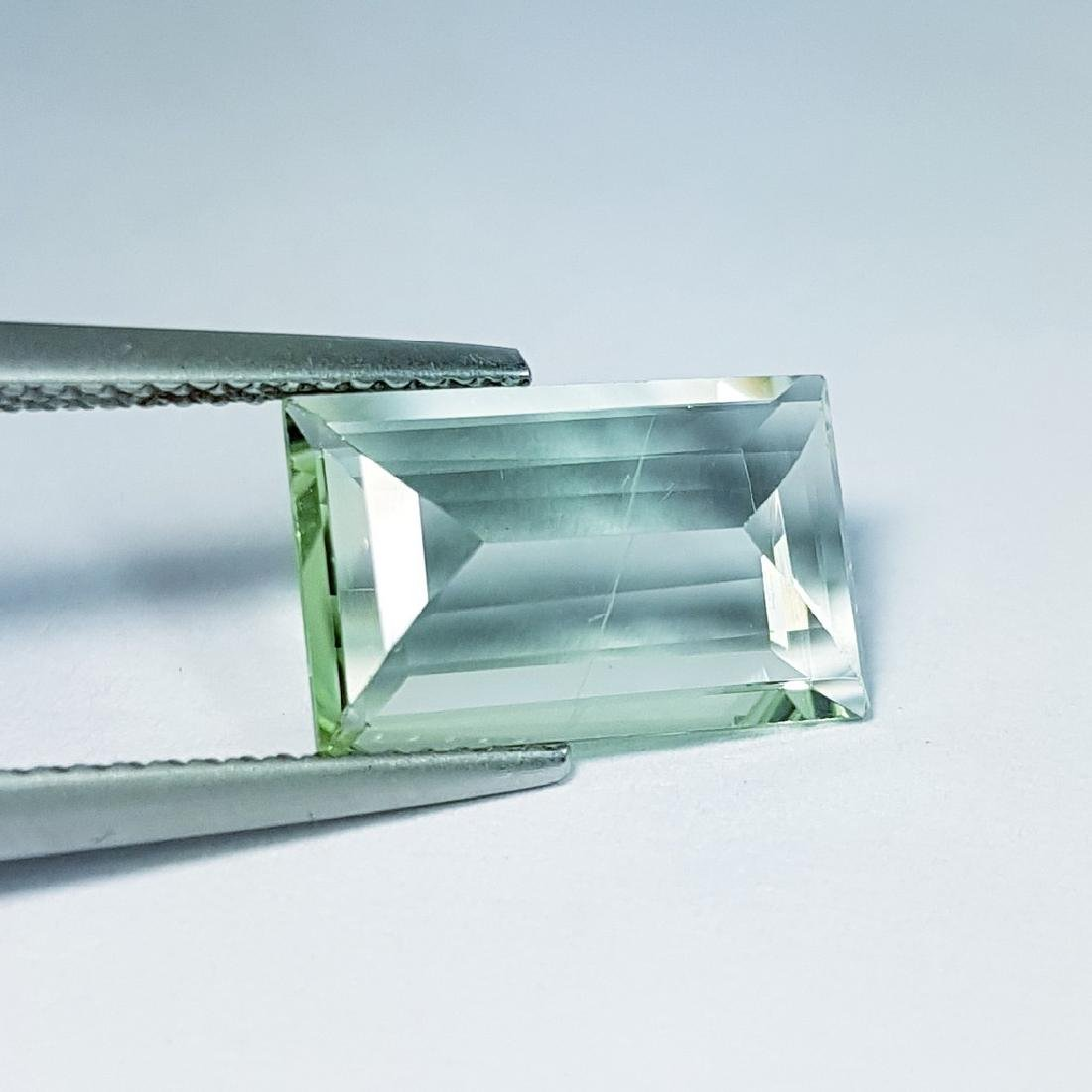 Aquamarine - 3.17 ct - 2
