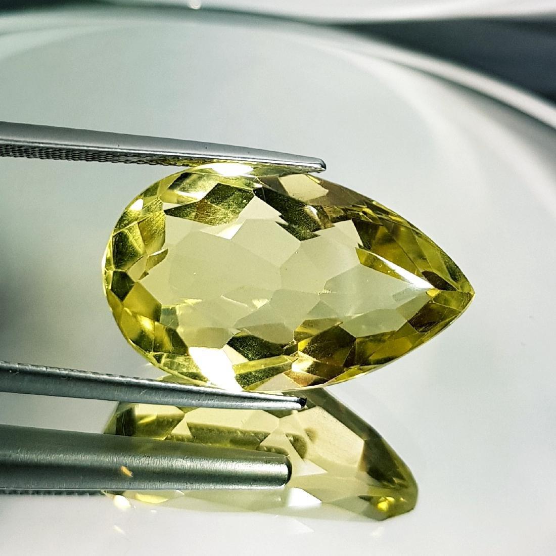 Green Gold Quartz - 26.16 ct - 4