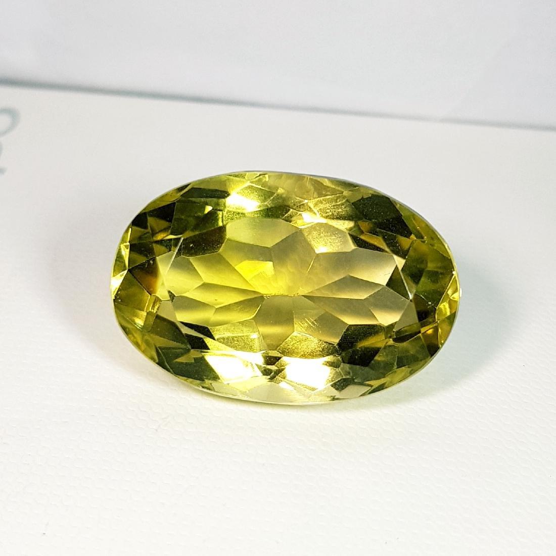 Green Gold Quartz - 70.84 ct
