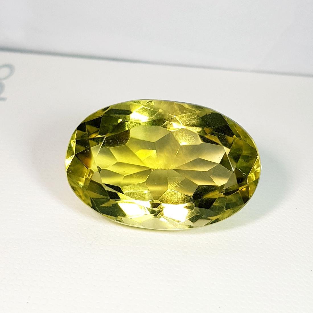 Green Gold Quartz - 70.84 ct - 2