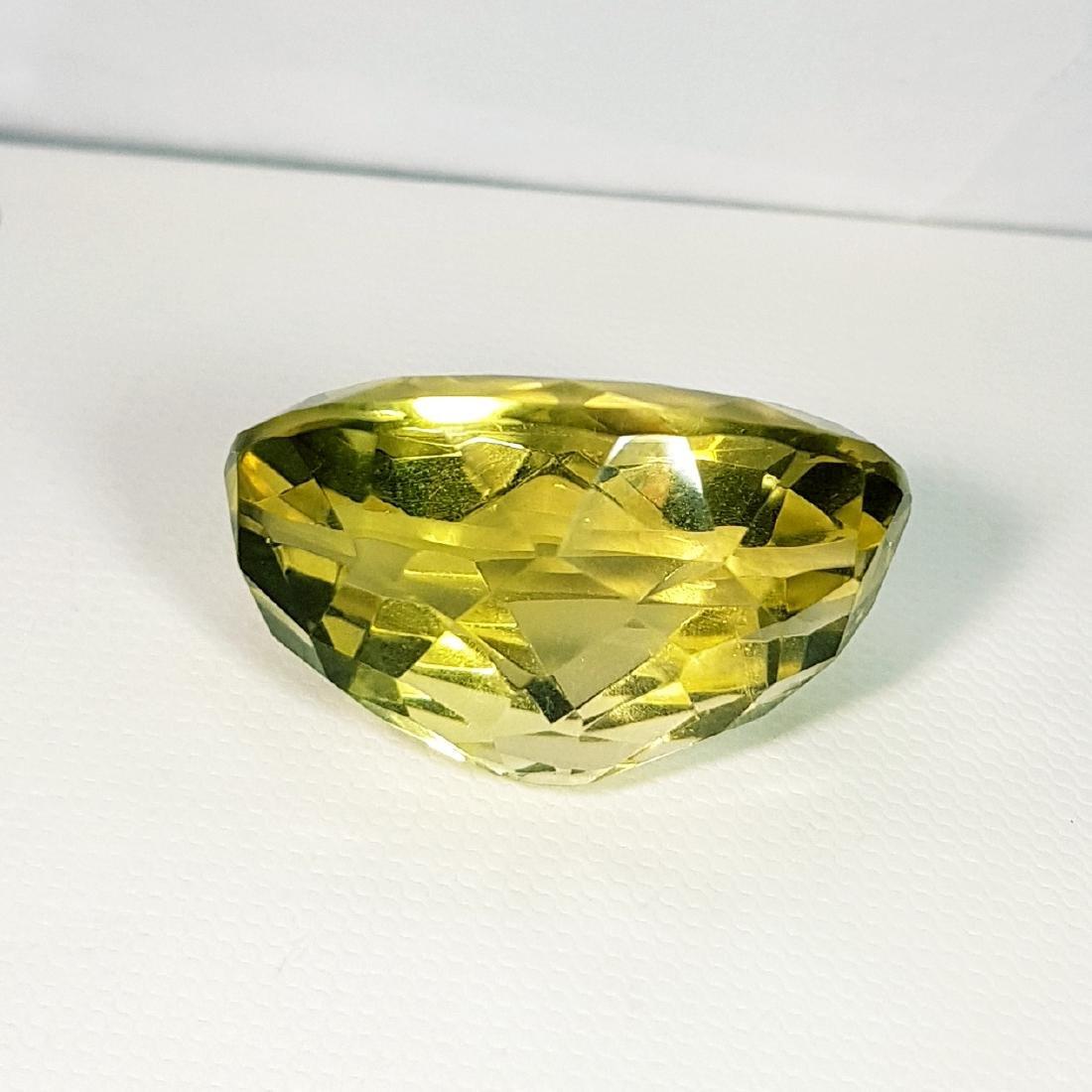 Green Gold Quartz - 70.84 ct - 3