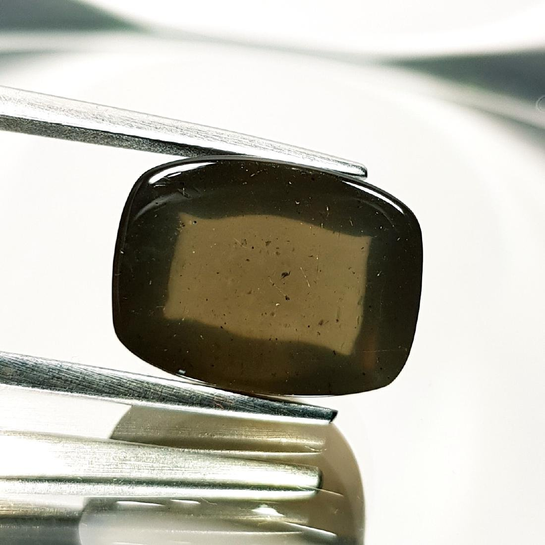 Chocolate Candy Moonstone - 15.55 ct - 2