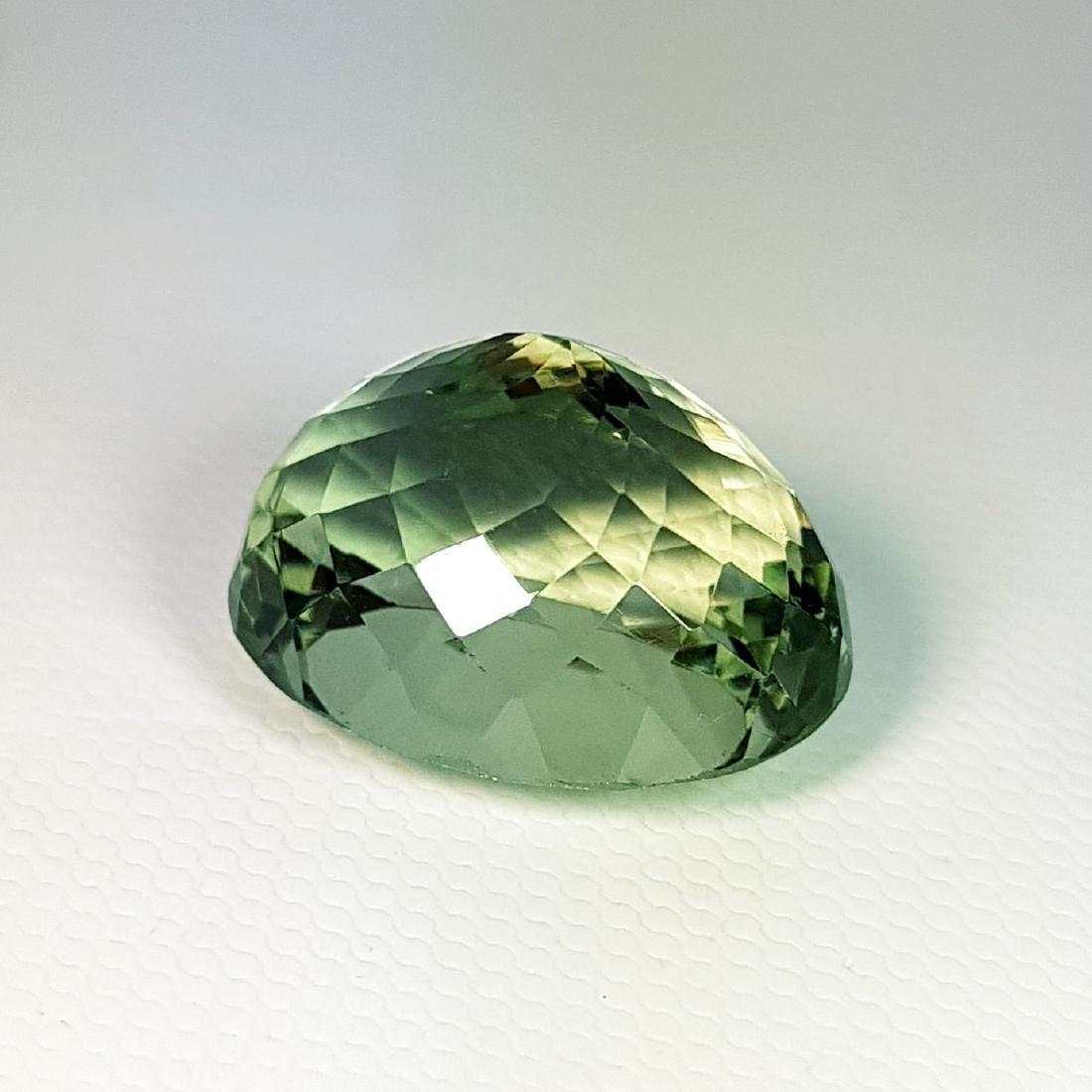 Green Amethyst - 19.22 ct - 3