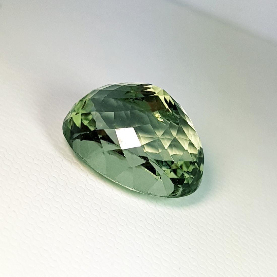 Green Amethyst - 19.22 ct - 4