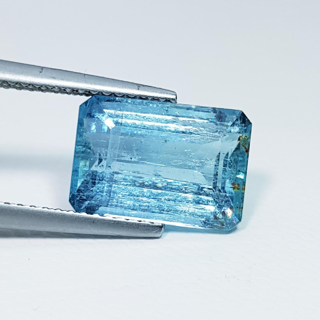 Aquamarine - 4.81 ct