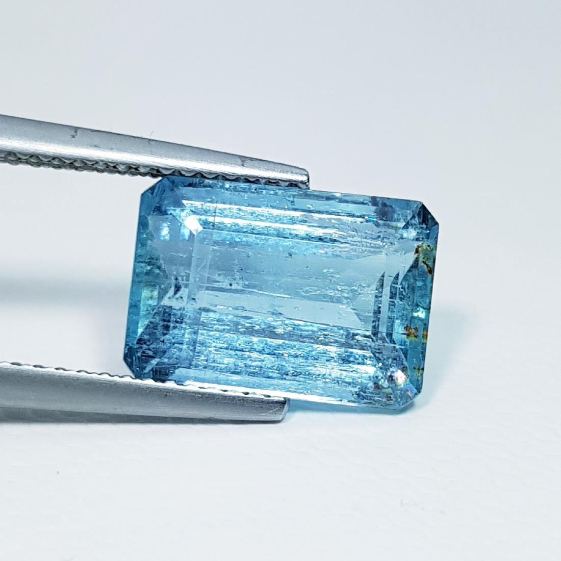 Aquamarine - 4.81 ct - 2