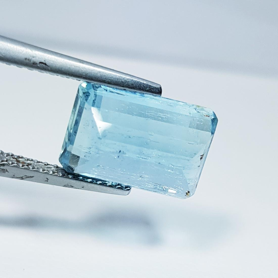 Aquamarine - 4.81 ct - 4