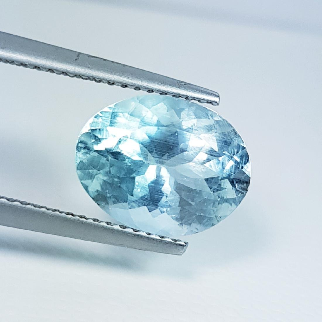 Aquamarine - 3.52 ct - 2
