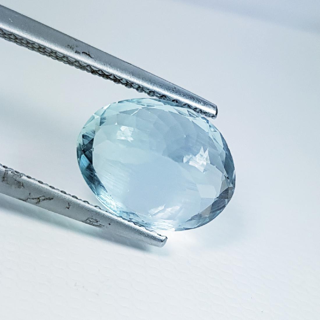 Aquamarine - 3.52 ct - 3