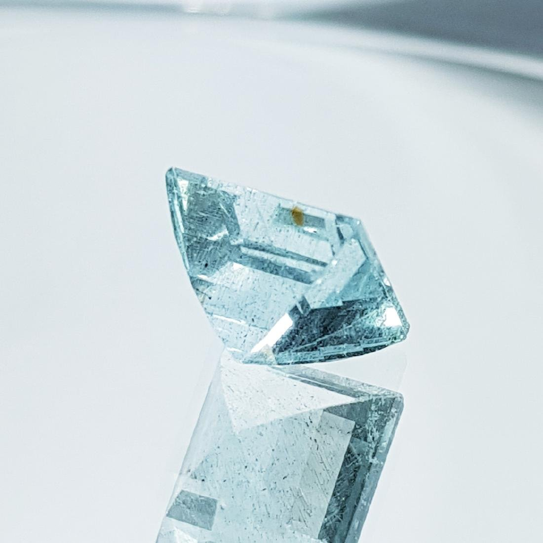 Aquamarine - 3.27 ct - 4