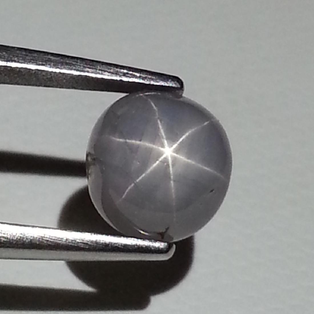 Star Sapphire - 8.11 ct - 4