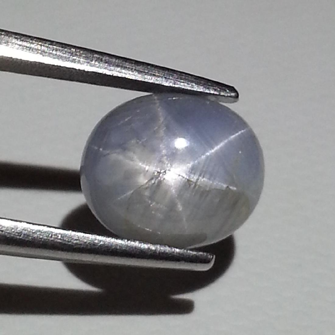 Star Sapphire - 4.08 ct