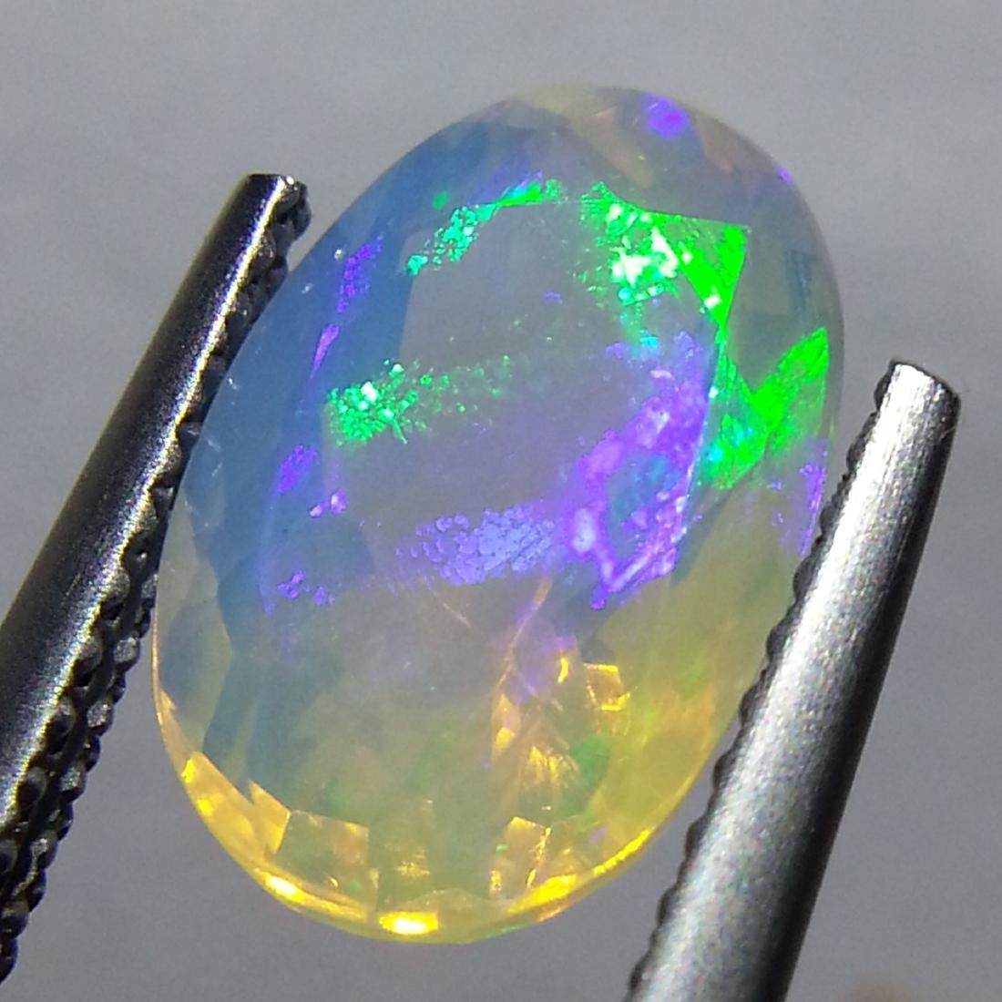 Fire Opal - 2.18 ct