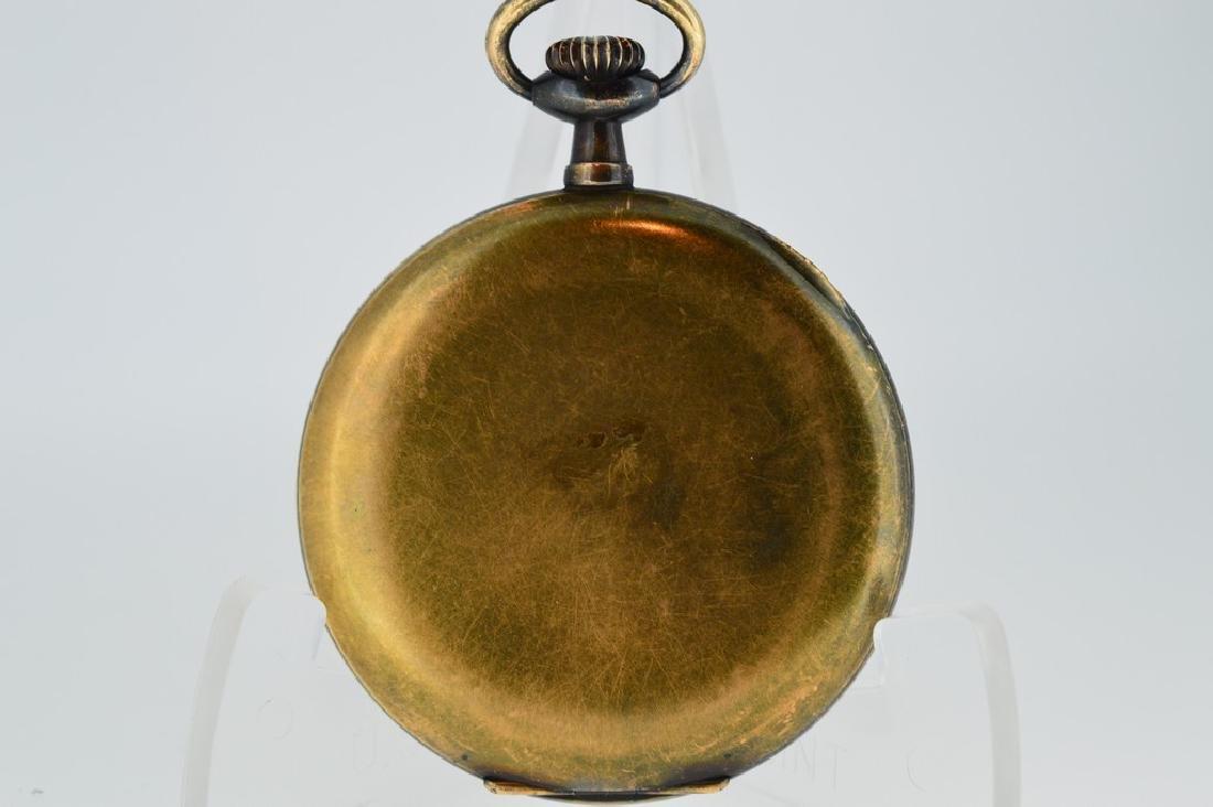 Dietrich-Gruen Verithin Gold-Filled Pocketwatch - 3