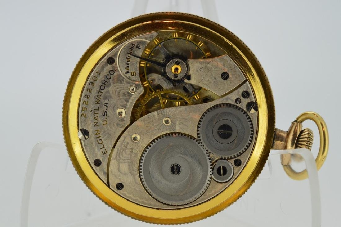 38mm Elgin Pocketwatch - 3