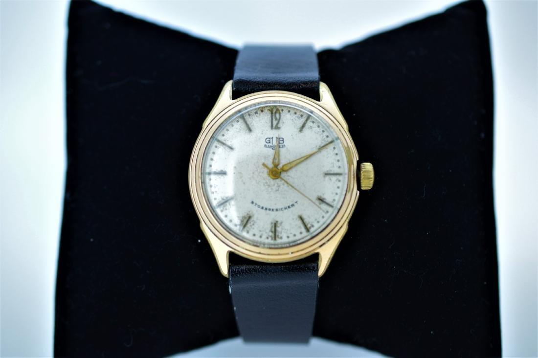 GB Stossge Sichert Winder Wristwatch - 4