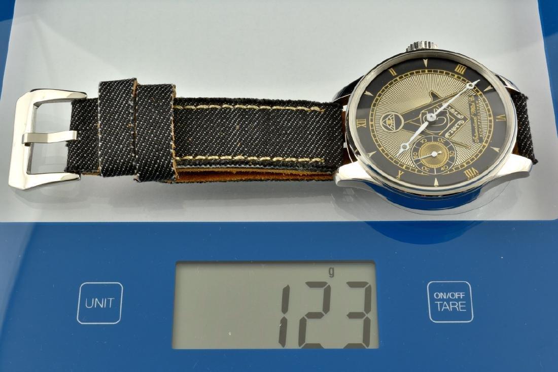 IWC International Watch Co Schaffhausen Masonic - 10