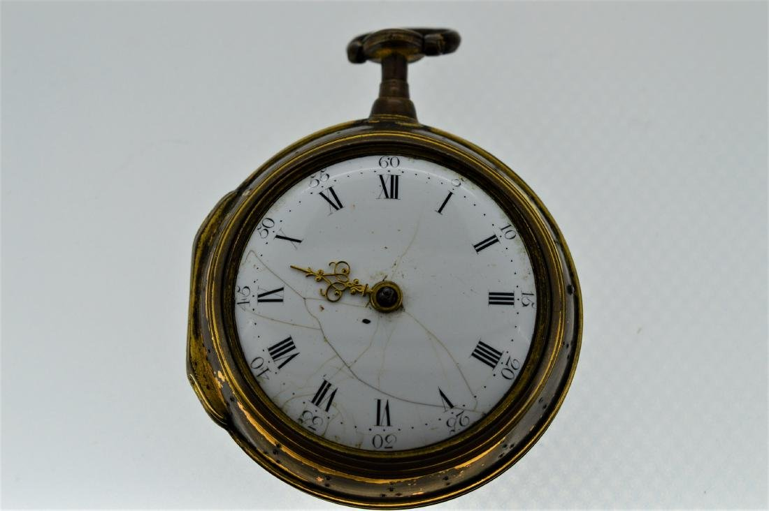 John J. Avery London Pocket Watch