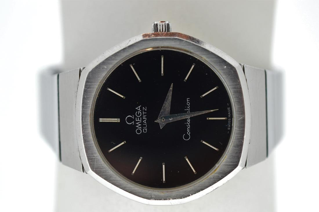 Gent's Omega Constellation Swiss Watch