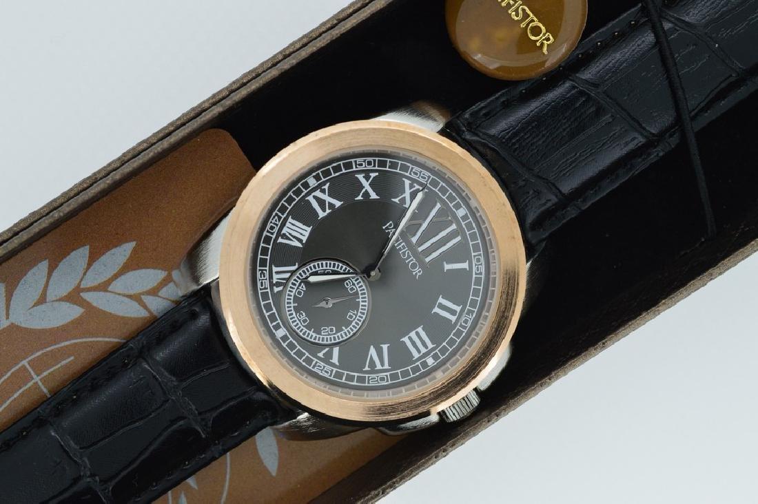 Men's Pacifistor Quartz Wristwatch