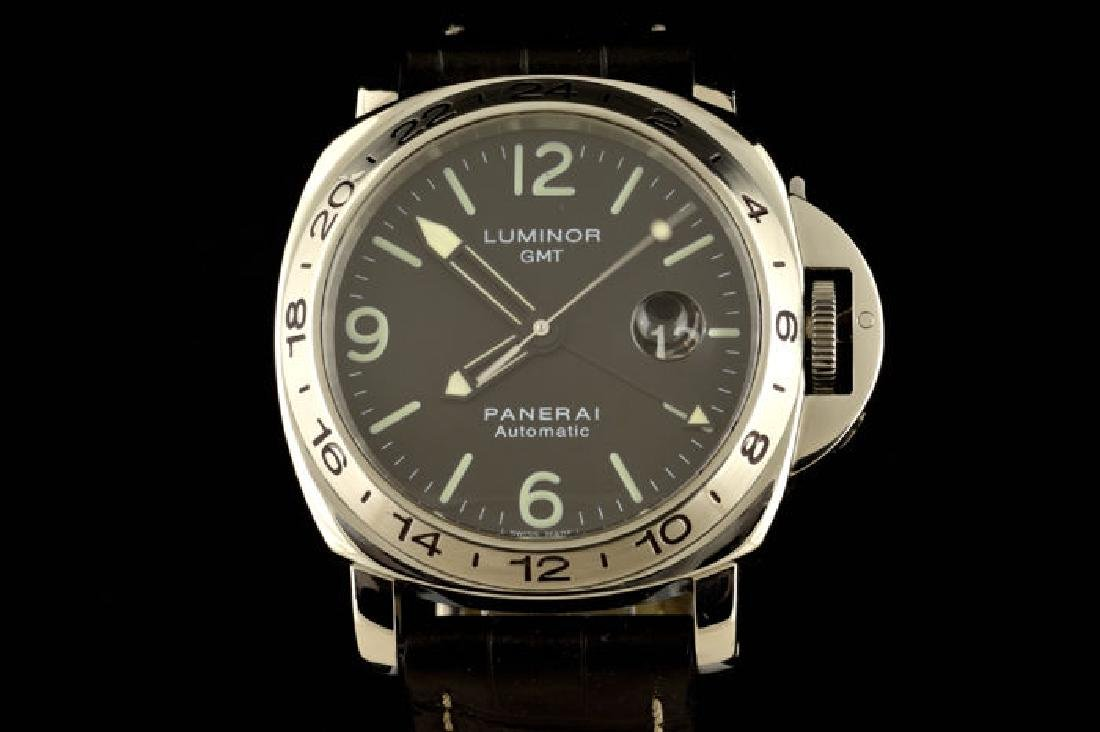 Panerai Luminor Automatic Limited Edition GMT