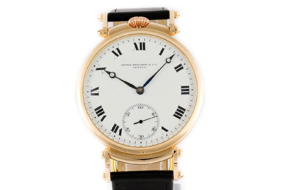 Patek Philippe & Co Geneve Chronometer Gold – 14K