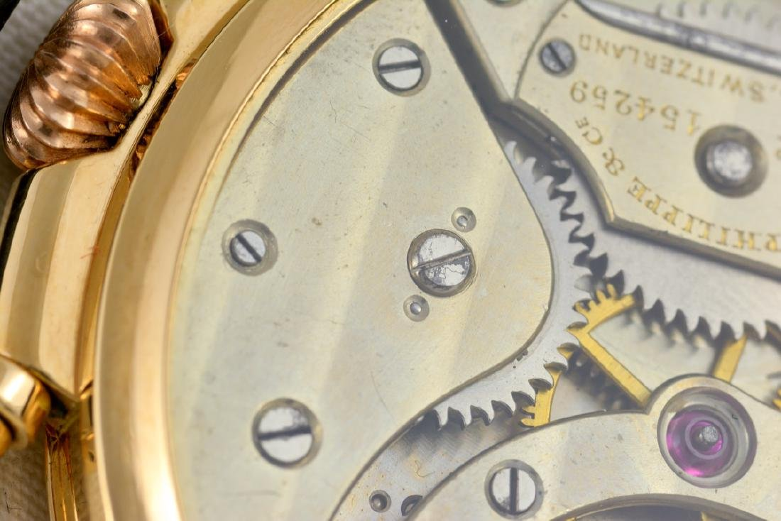 Patek Philippe & Co Geneve Chronometer Gold – 14K - 7