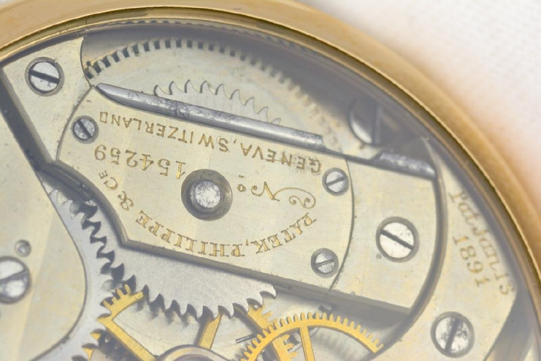Patek Philippe & Co Geneve Chronometer Gold – 14K - 8