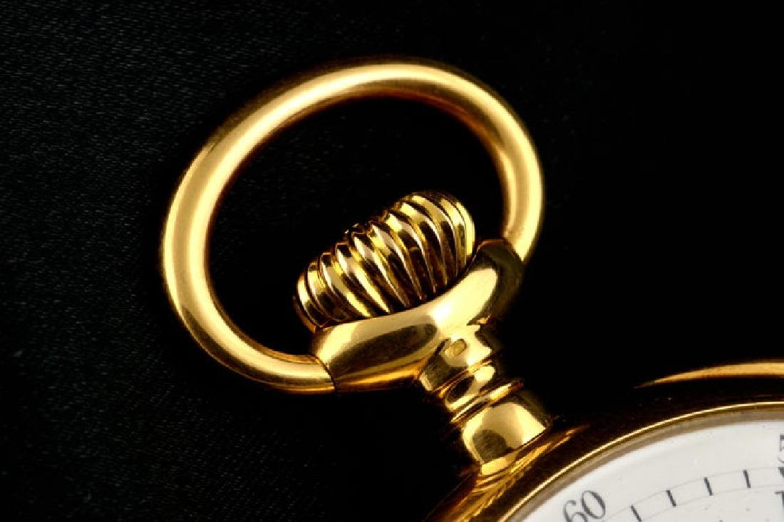 Patek Philippe 18k Chronometro Gondolo - 10