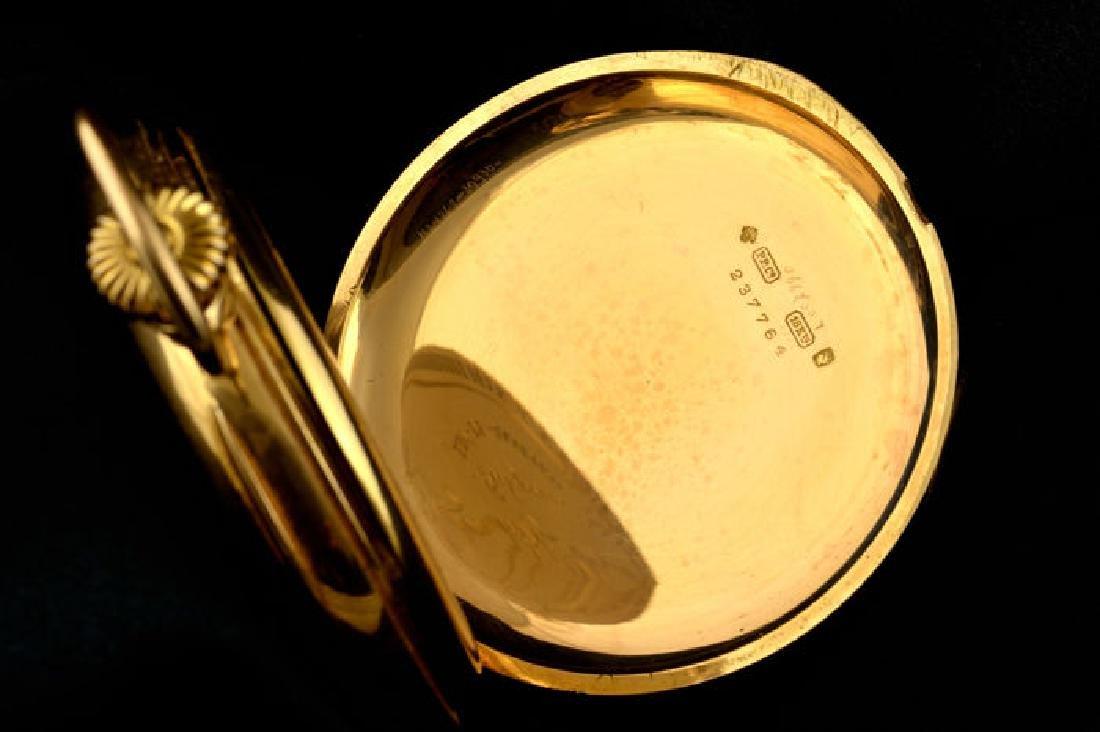 Patek Philippe 18k Chronometro Gondolo - 3