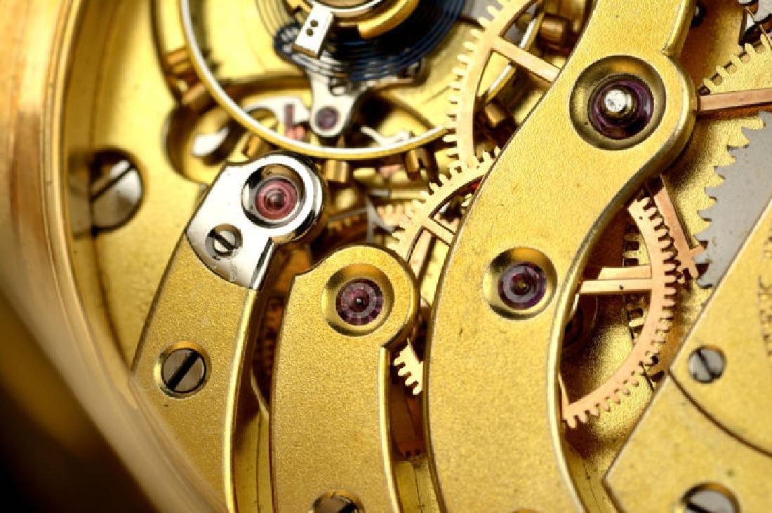 Patek Philippe 18k Chronometro Gondolo - 5