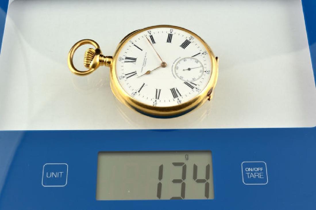 Patek Philippe 18k Chronometro Gondolo - 6