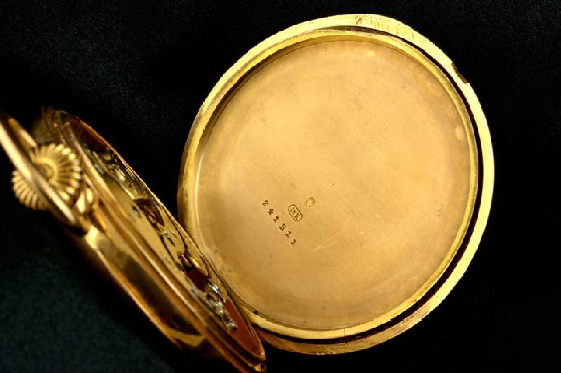 Patek Philippe 18k Chronometro Gondolo - 8