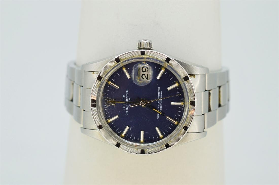 Men's Rolex Oyster Perpetual Wristwatch