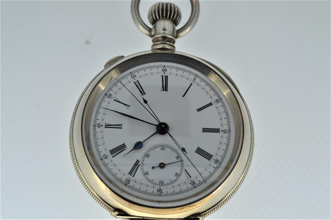 Swiss Lever Set Split Chronograph