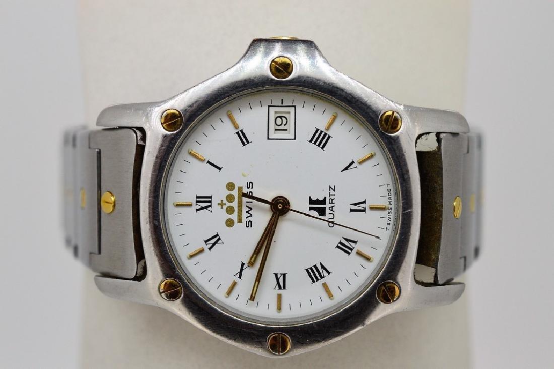 Unisex Swiss Quartz Men's Watch