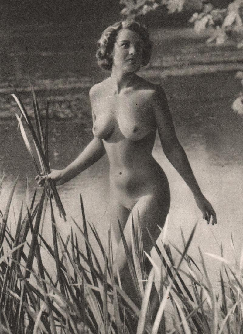 GRAHAM BAILEY - Nude