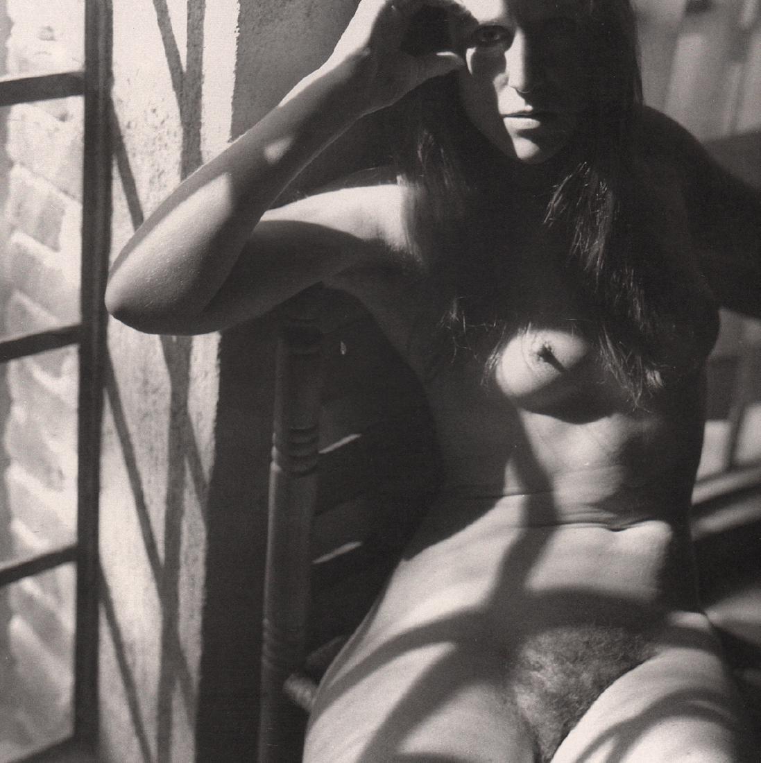 MANUEL ALVAREZ BRAVO - Nude, 1978
