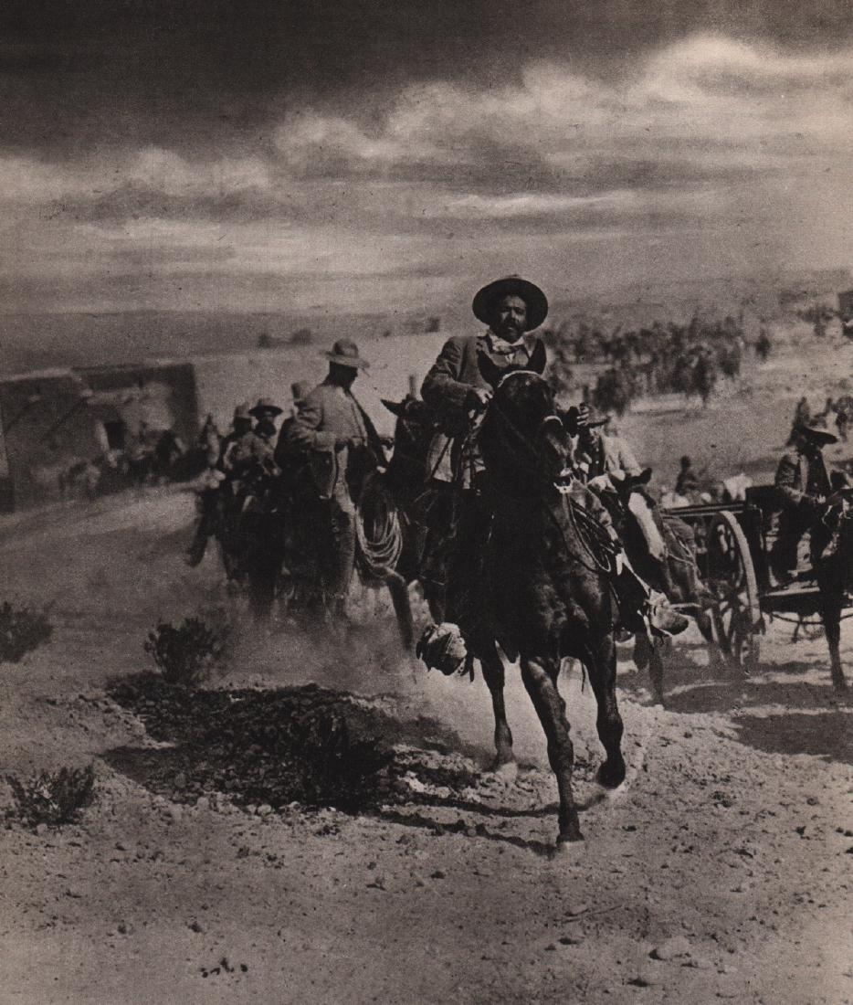 BROWN BROTHERS - Pancho Villa