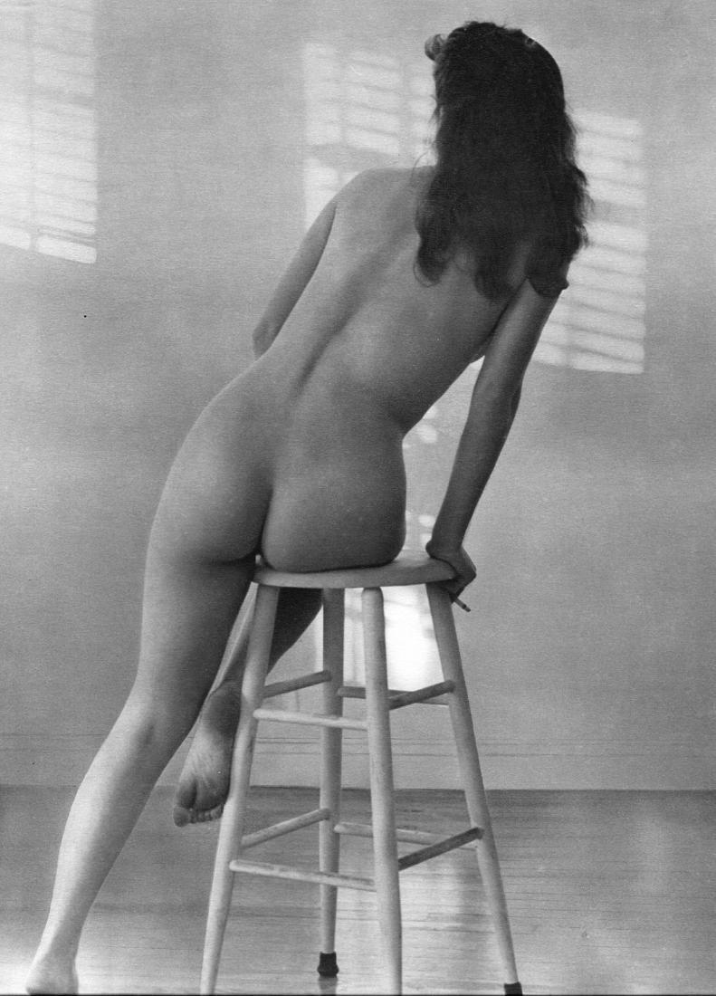 ANDRE DE DIENES -  Nude
