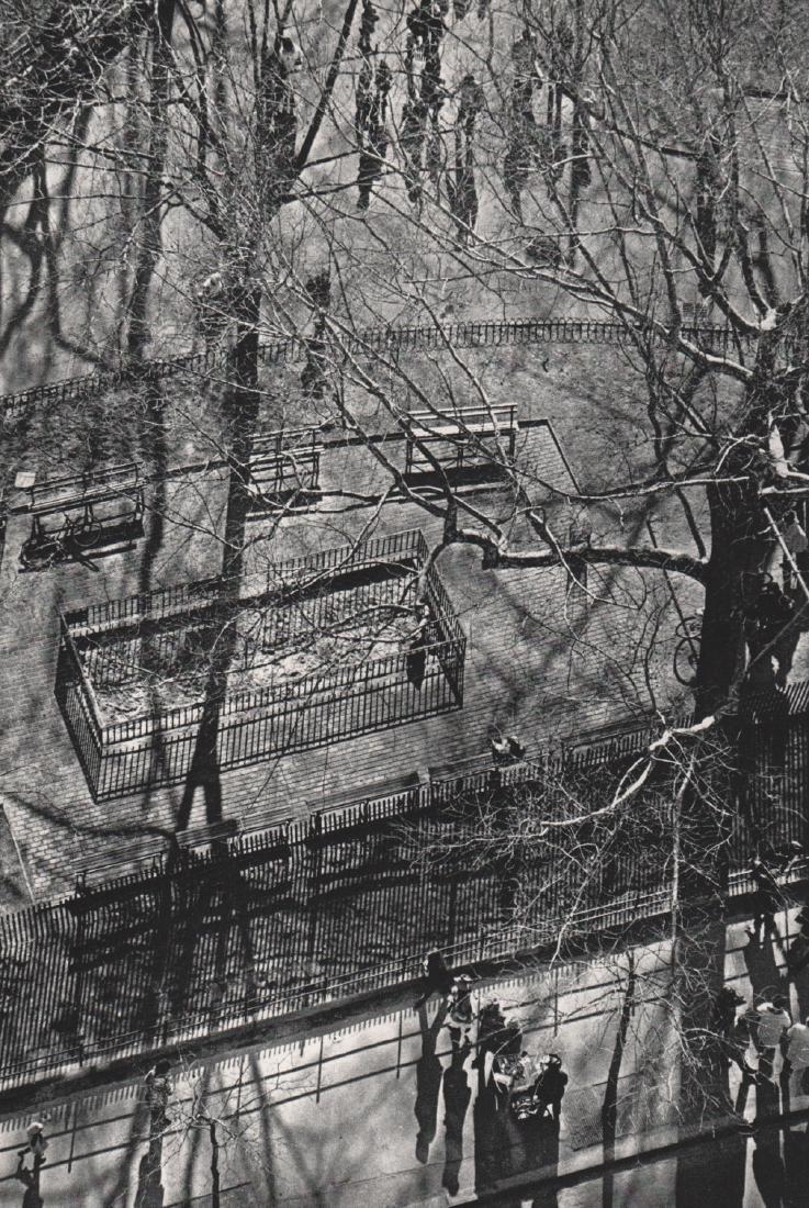 ANDRE KERTESZ - New York, 1970