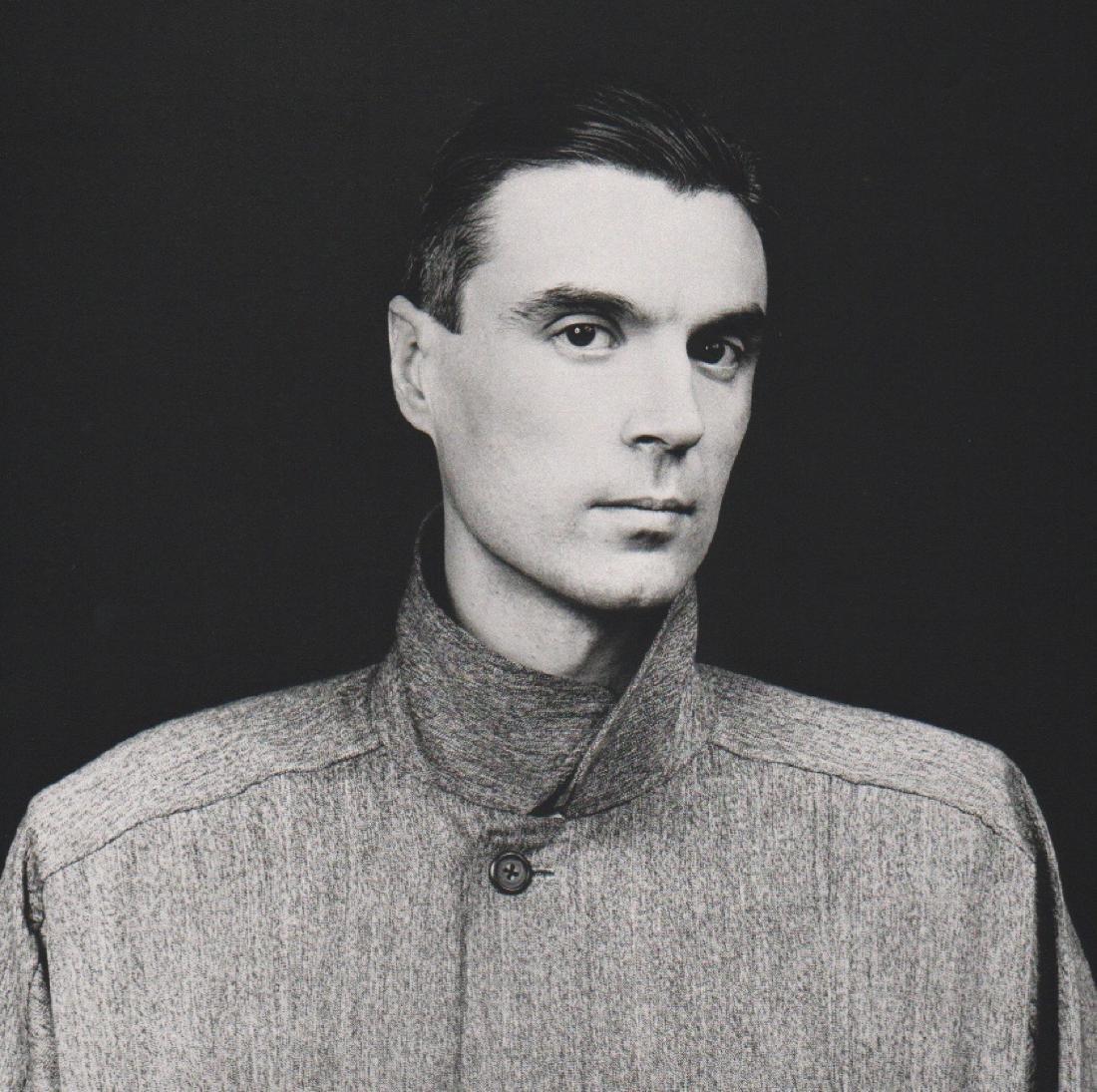 ROBERT MAPPLETHORPE - David Byrne, 1983