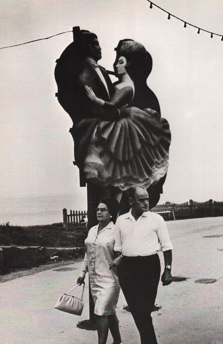 TONY RAY-JONES - Blackpool, 1968