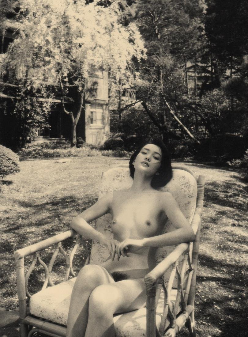 KISHIN SHINOYAMA - Nude