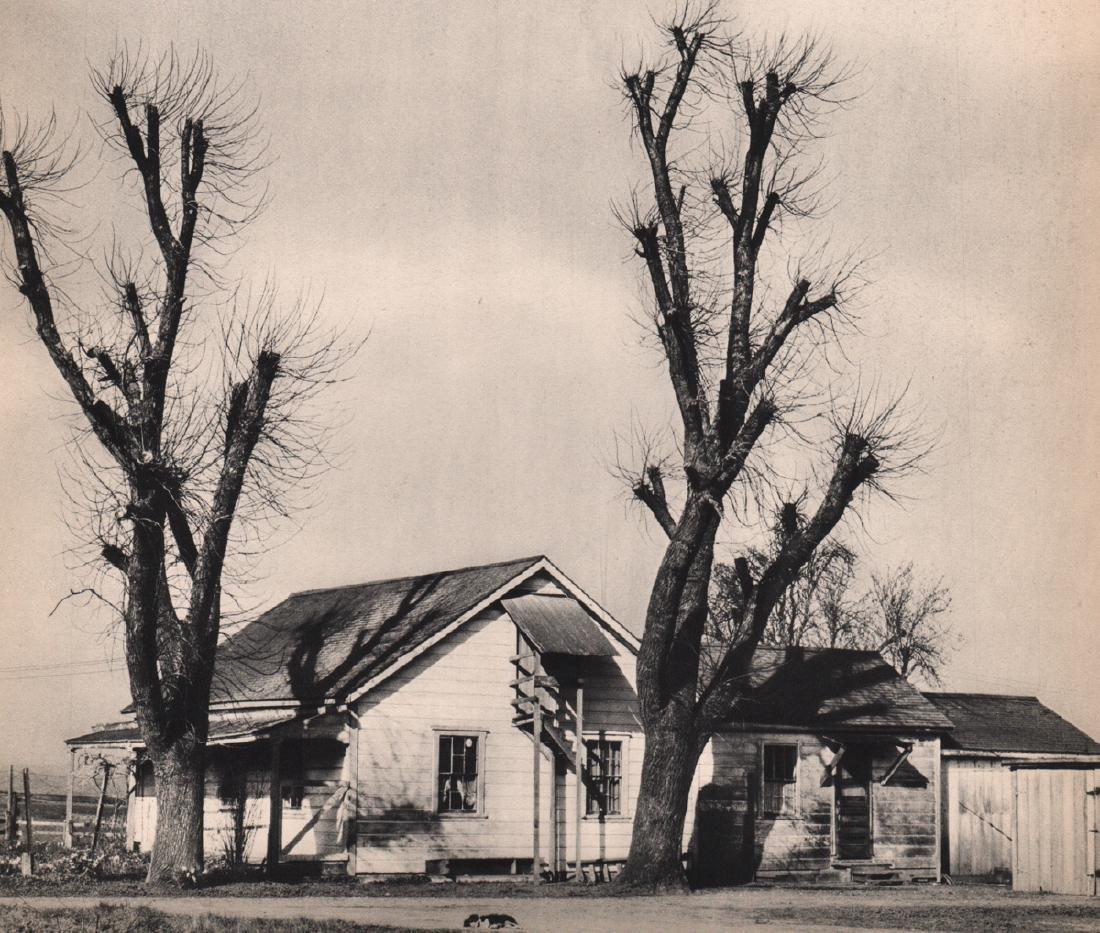 EDWARD WESTON - Ranch House