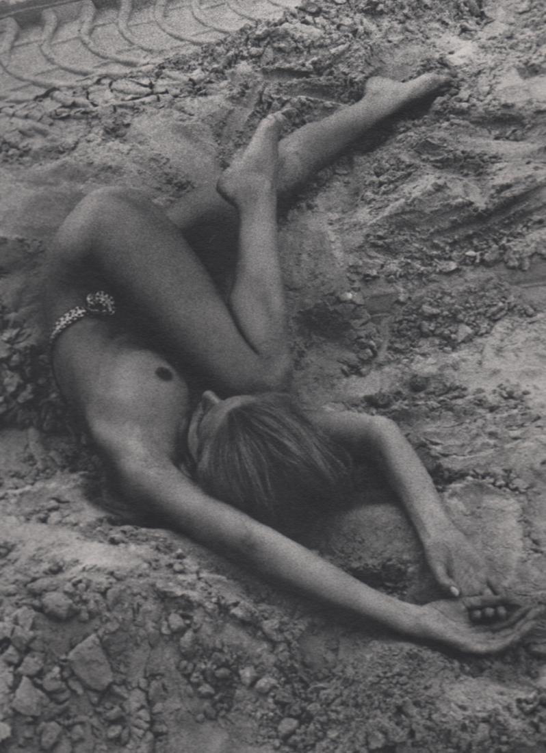 JEAN CLEMMER - Nude