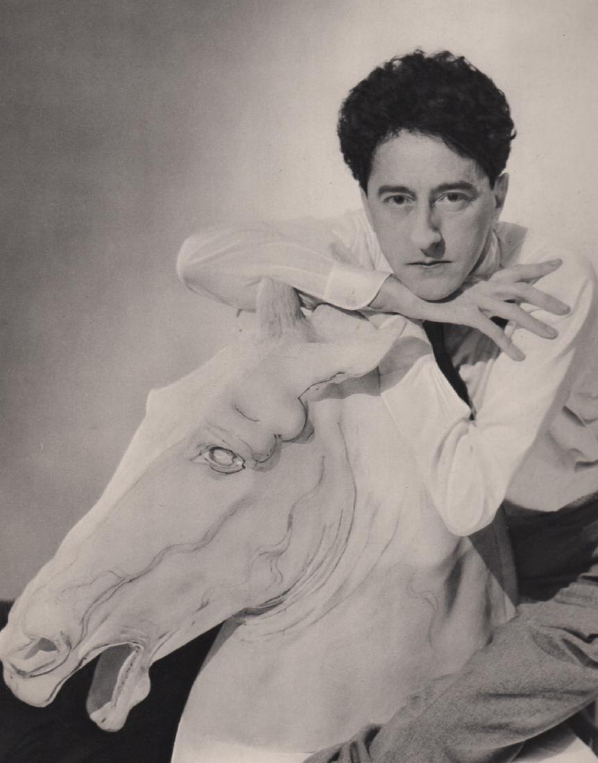 GEORGE HOYNINGEN-HUENE - Jean Cocteau
