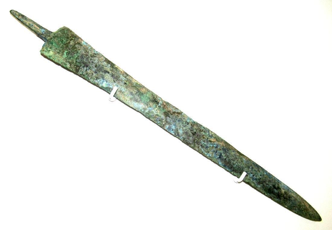 Ancient Greek Bronze Sword - 2